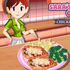 jeu poulet au parmesan (cuisine de sara) gratuit sur wikigame