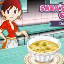 Jeu soupe au poulet cuisine de sara gratuit sur wikigame - Jeu de cuisine avec sara gratuit ...