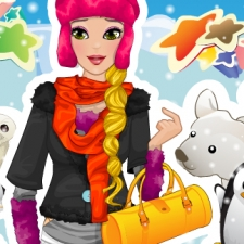 Jeu ESKIMO GIRL DRESS UP