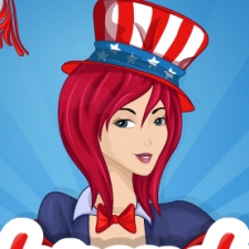 Jeu INDEPENDENCE DAY DRESS UP