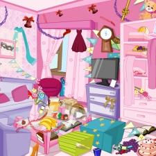 Jeu chambre de fille objet cacher gratuit sur wikigame for Objet de chambre