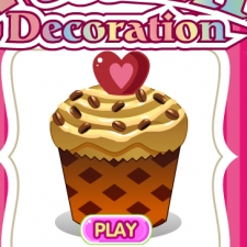 jeu decoration muffin gratuit sur wikigame. Black Bedroom Furniture Sets. Home Design Ideas