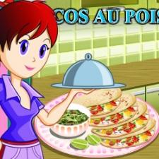 Jeu tacos au poisson cuisine de sara gratuit sur wikigame - Jeu de cuisine de sara gratuit ...