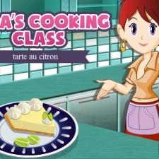 Jeu tarte la lime des keys meringue cuisine de sara - Jeu la cuisine de sara ...