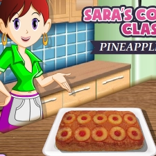 Jeu sara 39 s cooking class pineapple cake gratuit sur wikigame - Jeu de cuisine de sara gratuit ...