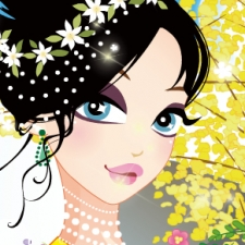 Jeu SPRING PRINCESS DRESS UP