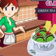 Jeu glace au th cuisine de sara gratuit sur wikigame - Jeu de cuisine de sara gratuit ...