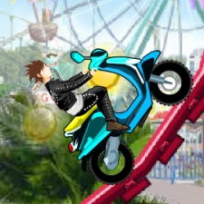Jeu UPHILL RUSH 2 (SCOOTER)
