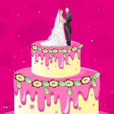 Jeu gateau de mariage d corer gratuit sur wikigame - Jeux de decoration de gateau ...